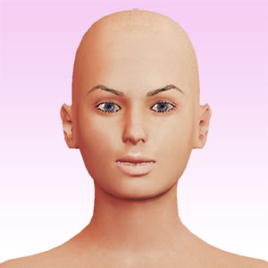 cara frontal
