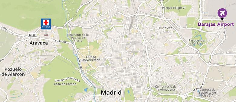 como encontrarnos - map I