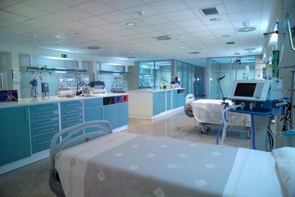 Hospital Nisa - uci
